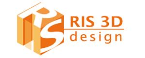RIS 3D design